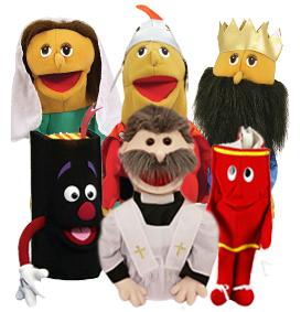 Biblical Puppets