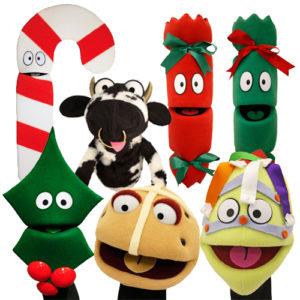 Seasonal Puppets