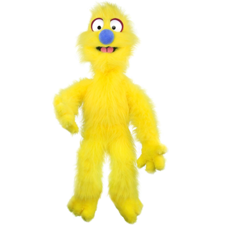 Custard the Monster - Professional Vent Puppet