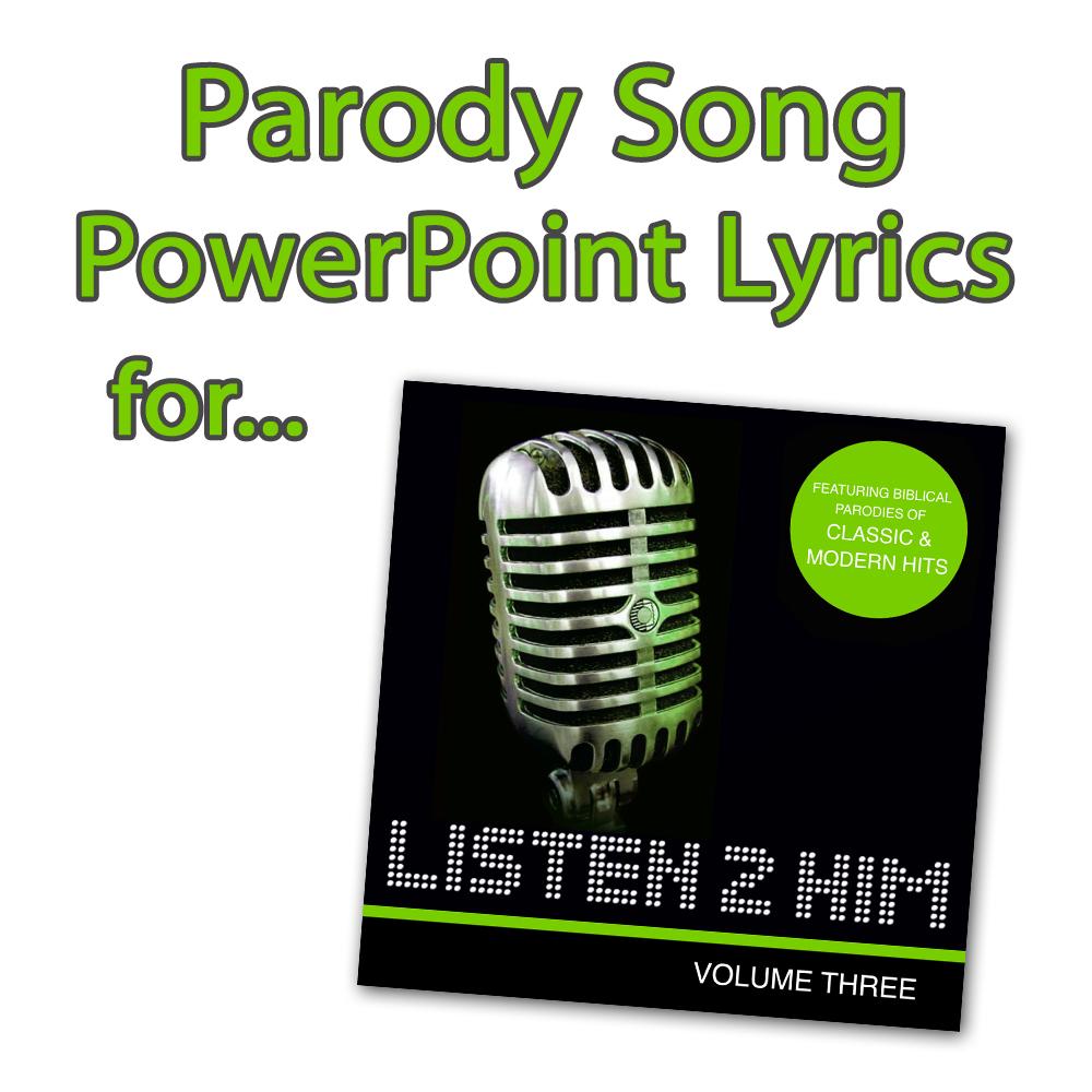 Lyrics PowerPoint (Download)
