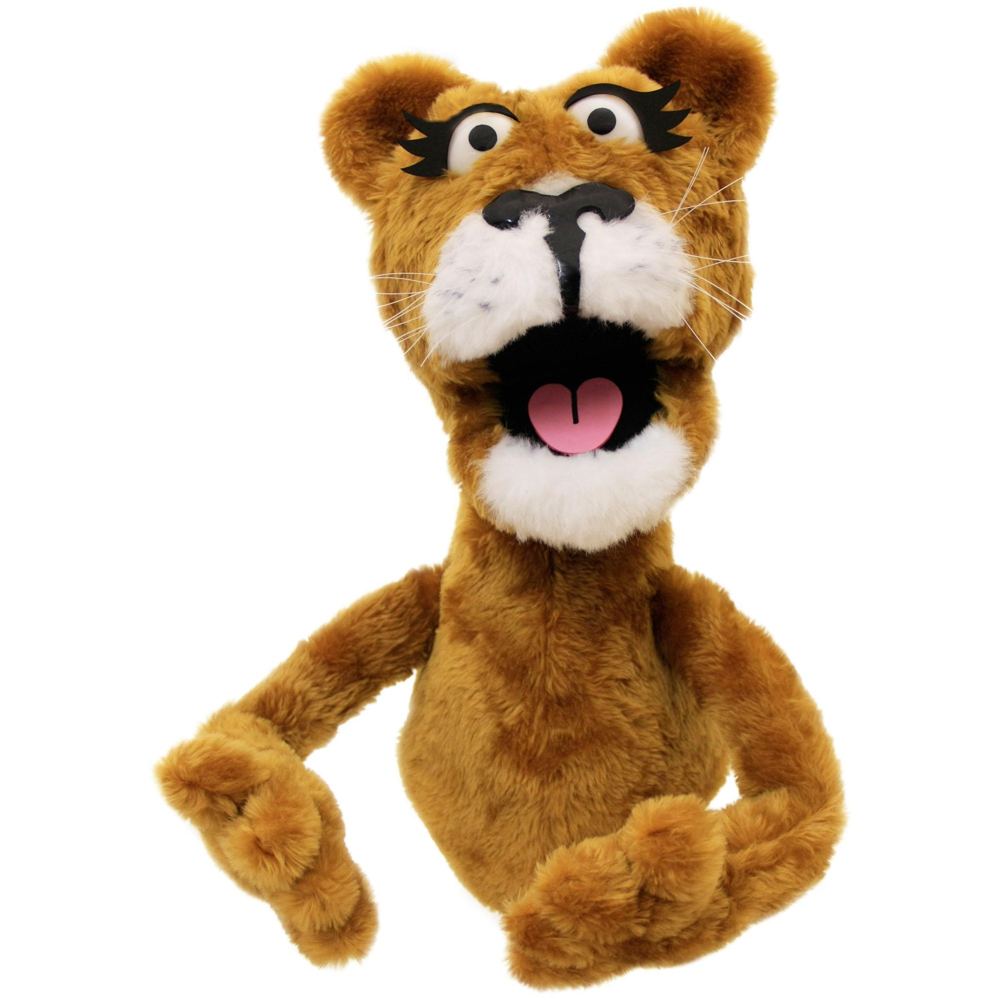 Leona - Large Female Lion Puppet