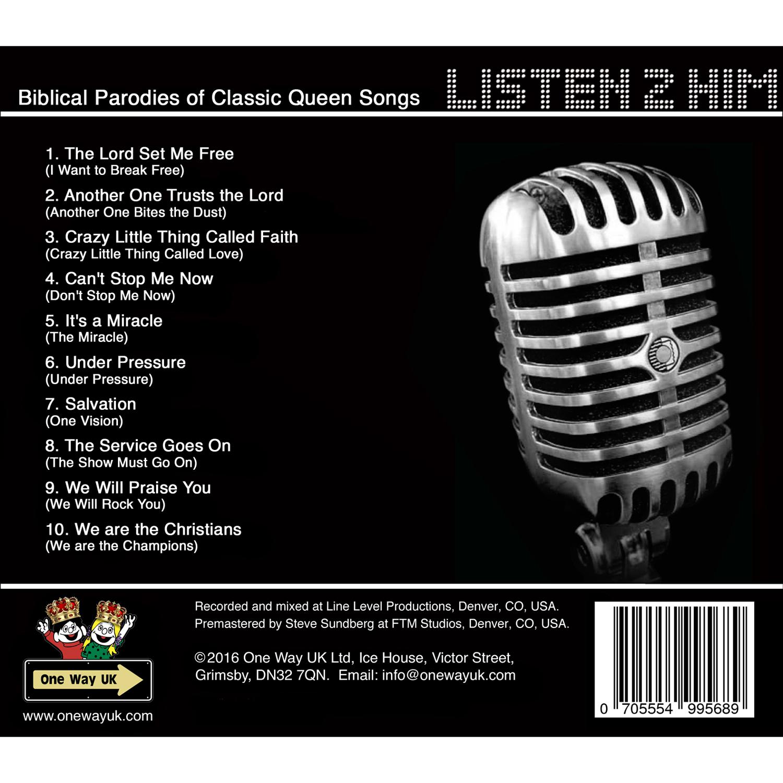 Listen 2 Him Parody Music - Vol 8