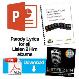 Lyrics & PowerPoints