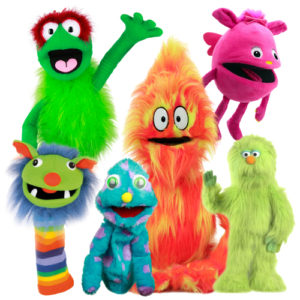 Monster Puppets