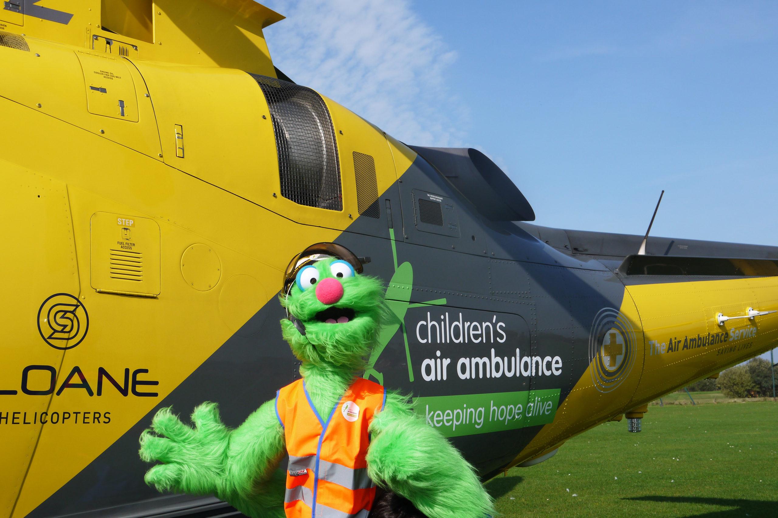 Children's Air Ambulance & Hartbeeps