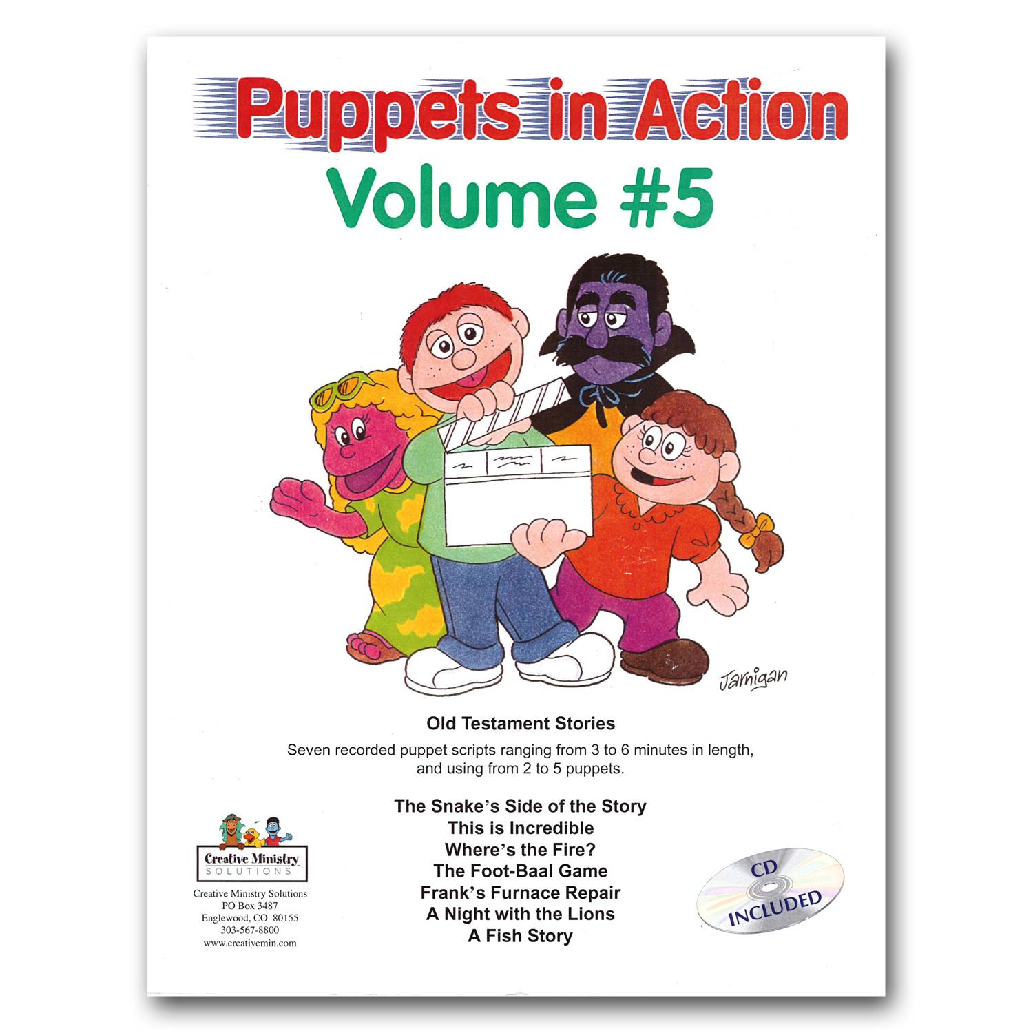 Puppets In Action Vol 5