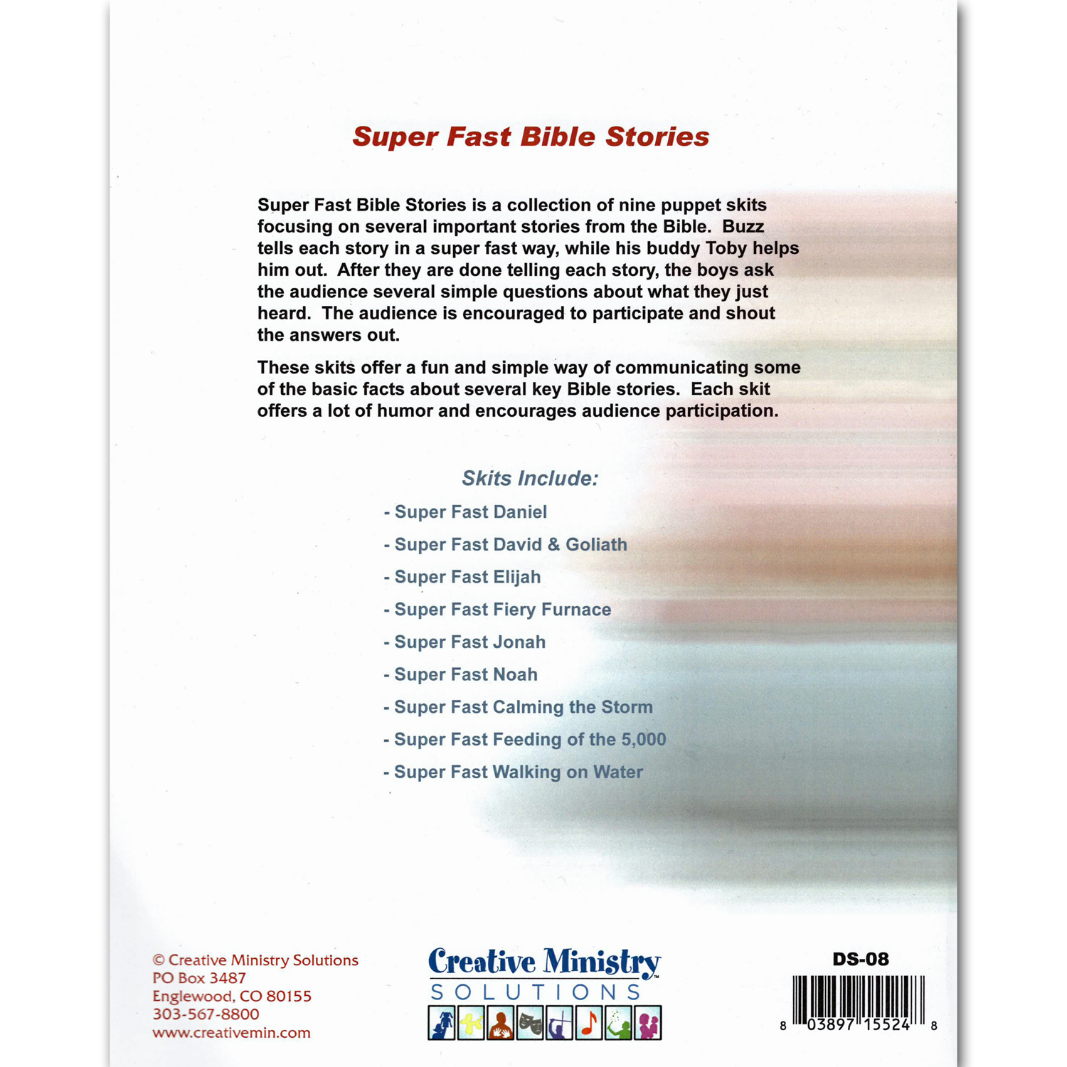 Super Fast Bible Stories